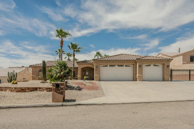 Lake Havasu City AZ Single Family Home For Sale: $734,900