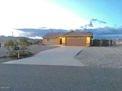 Lake Havasu City Single Family Home For Sale: 2185 Bombay Dr