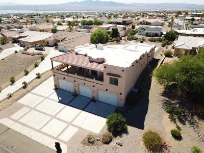 Lake Havasu City Single Family Home For Sale: 3471 Pocahontas Dr