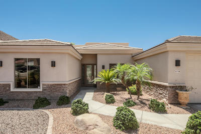 Lake Havasu City AZ Single Family Home For Sale: $774,900