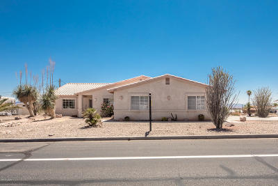 Lake Havasu City Single Family Home For Sale: 3894 Bear Dr