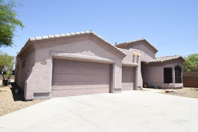 Refuge At Lake Havasu Single Family Home For Sale: 3728 N Citation Rd