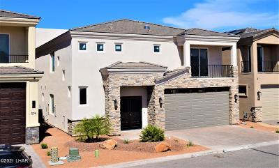 Lake Havasu City Single Family Home For Sale: 596 Grand Island Dr