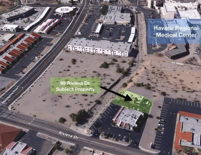 Lake Havasu City Commercial Lease For Lease: 99 Riviera Dr