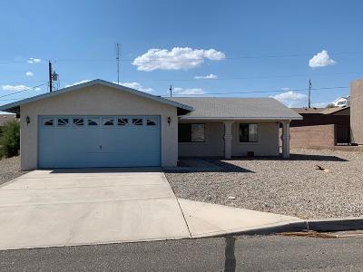 Lake Havasu City Single Family Home For Sale: 2955 Aladdin Dr