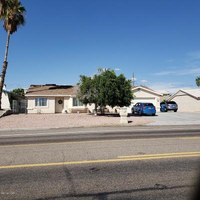 Lake Havasu City Single Family Home For Sale: 1216 McCulloch Blvd S