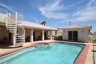 Lake Havasu City Single Family Home For Sale: 1776 Lear Bay