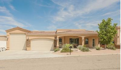 Lake Havasu City Single Family Home For Sale: 2815 Papeete Dr