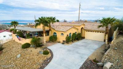 Lake Havasu City Single Family Home For Sale: 3621 Kicking Horse Dr