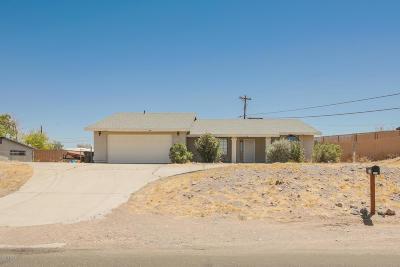 Bullhead City Single Family Home For Sale: 1740 Alta Vista Rd