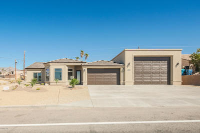 Lake Havasu City Single Family Home For Sale: 640 McCulloch Blvd S