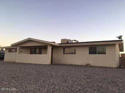 Lake Havasu City Single Family Home For Sale: 175 Saguaro Dr