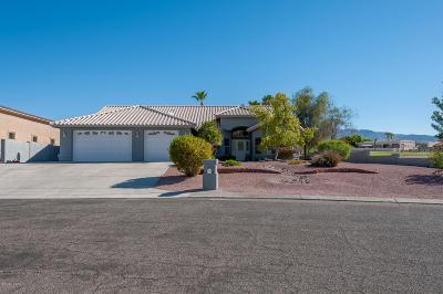 Lake Havasu City Single Family Home For Sale: 2590 Via Palma