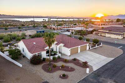 Lake Havasu City Single Family Home For Sale: 655 Hagen Dr