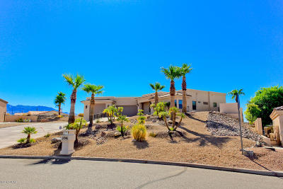 Lake Havasu City Single Family Home For Sale: 3240 Crater Dr