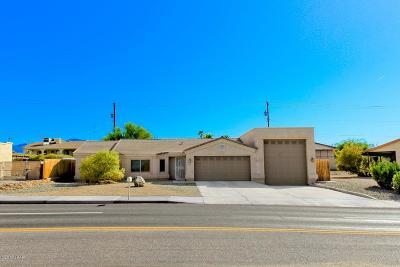 Lake Havasu City Single Family Home For Sale: 410 Acoma Blvd N