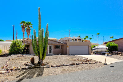 Lake Havasu City Single Family Home For Sale: 3484 Winston Cir