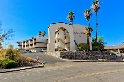Lake Havasu City Condo/Townhouse For Sale: 1720 Bahama Ave #A1