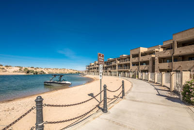 Lake Havasu City Condo/Townhouse For Sale: 94 London Bridge Rd #506