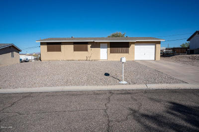 Lake Havasu City Single Family Home For Sale: 2115 Alta Vista Dr