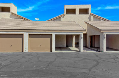 Lake Havasu City Condo/Townhouse For Sale: 1401 McCulloch Blvd N #27