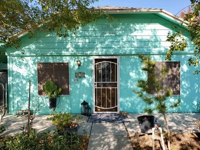 Parker AZ Single Family Home For Sale: $150,000