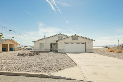 Lake Havasu City Single Family Home For Sale: 3574 Palo Verde Blvd N