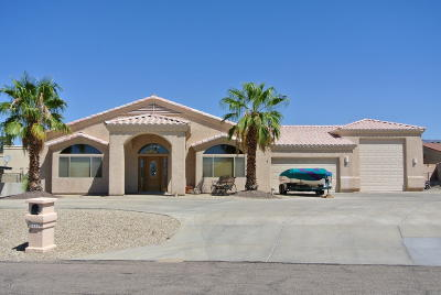 Lake Havasu City Single Family Home For Sale: 2713 Plaza Verde