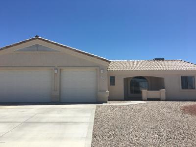 Lake Havasu City Single Family Home For Sale: 3476 Yavapai Dr