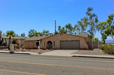 Lake Havasu City Single Family Home For Sale: 2160 Palo Verde Blvd N