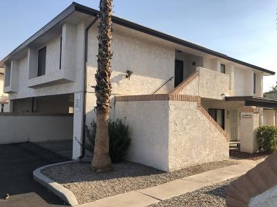 Lake Havasu City Condo/Townhouse For Sale: 1934 Montana #D