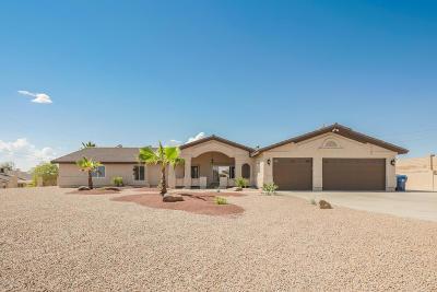 Lake Havasu City Single Family Home For Sale: 2623 Beverly Glen Ln