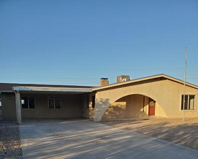 Lake Havasu City Single Family Home For Sale: 3767 Kicking Horse Dr