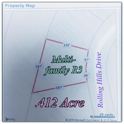 Lake Havasu City Residential Lots & Land For Sale: 1135 Rolling Hills Dr