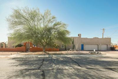 Parker AZ Single Family Home For Sale: $325,000