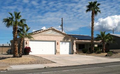 Lake Havasu City Single Family Home For Sale: 3391 Oro Grande Blvd
