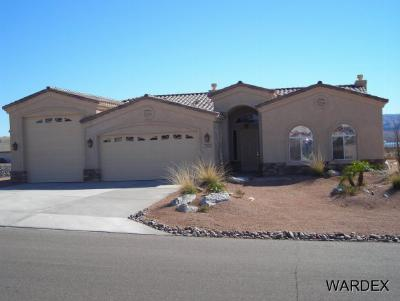 Lake Havasu City Single Family Home For Sale: Abbey Plus Model On Your Lot