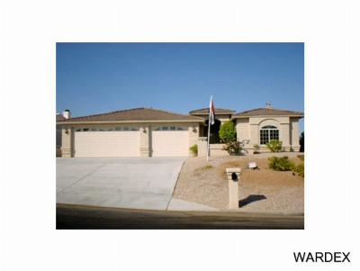 Lake Havasu City Single Family Home For Sale: Fairfield + Model On Your Lot
