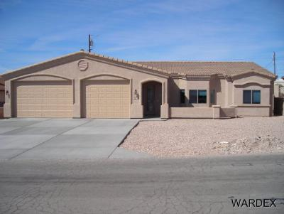 Lake Havasu City Single Family Home For Sale: Scottsdale Model On Your Lot