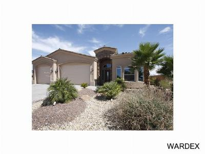Lake Havasu City Single Family Home For Sale: Lexington Plan On Your