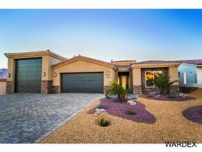 Lake Havasu City Single Family Home For Sale: Riley Plan On Your