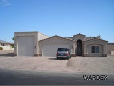 Lake Havasu City Single Family Home For Sale: Highlander Model On Your Lot