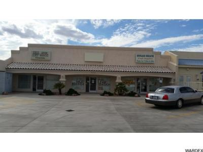 Lake Havasu City Commercial For Sale: 420 El Camino Way