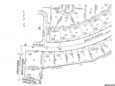 Lake Havasu City Residential Lots & Land For Sale: 2980 Kiowa N Blvd