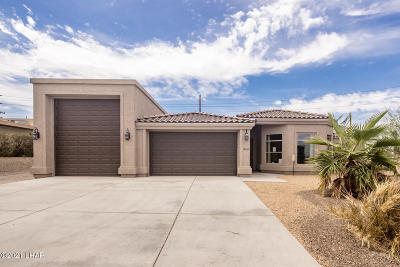 Lake Havasu City Single Family Home For Sale: 2050 Palo Verde N Blvd
