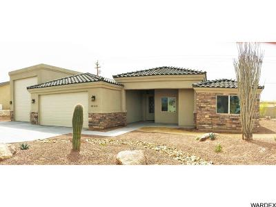Single Family Home For Sale: 1640 Palo Verde S Blvd