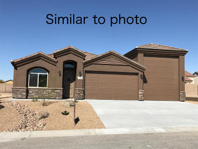 Lake Havasu City Single Family Home For Sale: 002 North Pointe Home And Lot