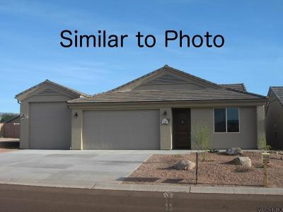 Lake Havasu City Single Family Home For Sale: 003 North Pointe Home And Lot