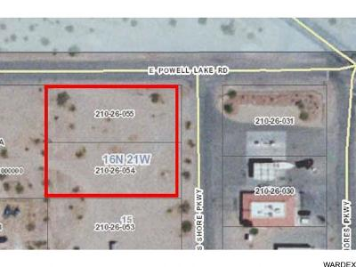 Topock Residential Lots & Land For Sale: E Powell Peak Rd