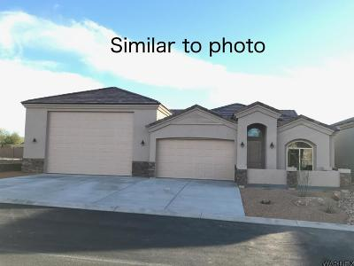Lake Havasu City Single Family Home For Sale: 004 North Pointe Home And Lot